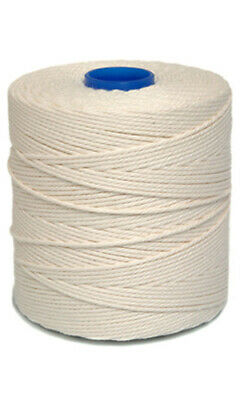 (No 5) White Butchers Catering Twine - Food Safe Certified