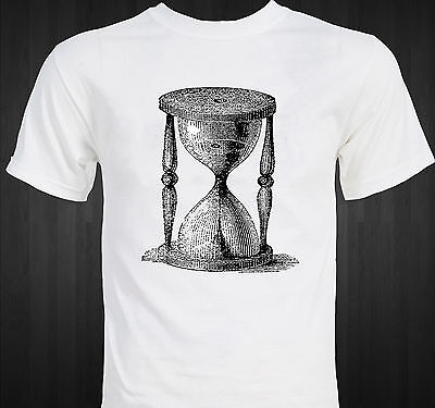 Antique Hourglass - Unique vintage time-keeper T-shirt