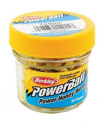 Berkley Powerbait Honey Worms - Full Range Available
