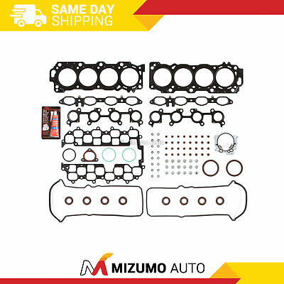 Head Gasket Set Fit 01-09 Lexus GS430 LS430 SC430 4.3 DOHC 32V 3UZFE