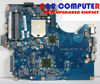 EXCHANGE!!Sony Vaio VPCEE SERIES A1784741A  AMD Laptop MOTHERBOARD!NEW CHIPSET!
