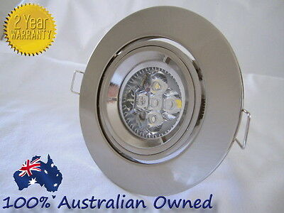 9W LED Downlight Kit - Dimmable & Non-Dimmable ** 2 Year Australian Warranty **