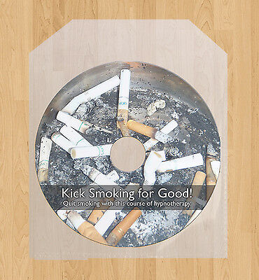 Give up smoking, quit cigarettes cure, stop fags with hypnotherapy hypnosis CD