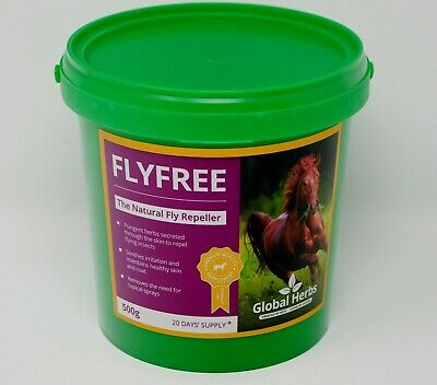 Global Herbs FlyFree 500g - Free P&P - Fly Free