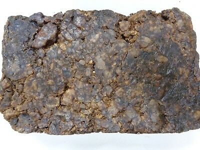 RAW AFRICAN BLACK SOAP Organic Unrefined GHANA Premium Quality - Choose Size