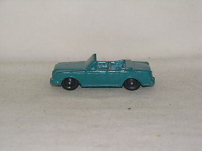 Antique/vintage Diecast Tootsietoy Lark Convertible,mint, 50S-60S, Old Toy Cars