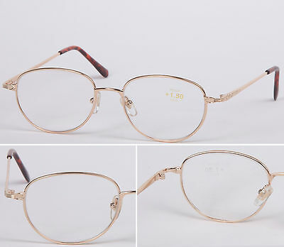L53 (3 Pairs Only £5.99) Superb Quality Women Metal Reading glasses/Super Value