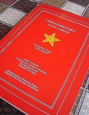 CHINA'S MILITARY THE PLA IN 1990/1991 Analysis of People's Liberation Army