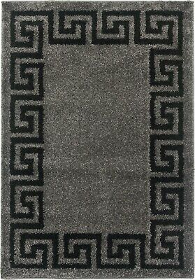 Shaggy Rug Soft 50 mm Thick High Twist Pile Any Room Stain Resistant