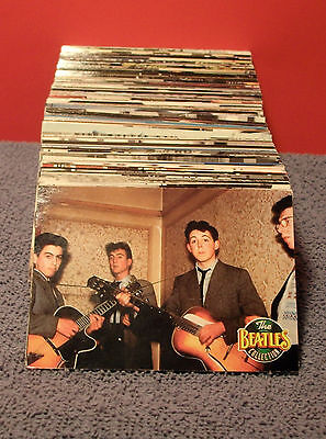 1993 The Beatles Collection Trading Cards Set 219 of 220