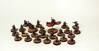 15mm Laserburn Science Fiction Redemptionists & Vehicles-Pro-Painted