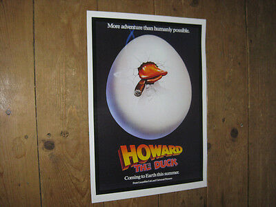 Howard The Duck Repro POSTER