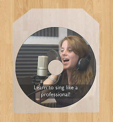 Learn how to sing, practice professional singing vocal lessons voice training CD