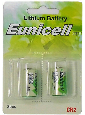 "Markenware ""Eunicell""  3V Lithium Batterie Typ: CR2"