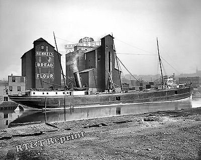 Photograph Vintage Image Steamship North Star 1905 8x10