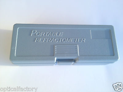 Nice Storage Case for Refractometer. Brix,Salinity,Clinical,Alcohol,Glycol, etc.