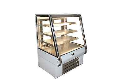 """Cooltech Refrigerated High Bakery Display Case 36"""""""