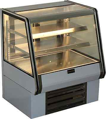 """Cooltech Refrigerated Counter Bakery Pastry Display Case 36"""""""