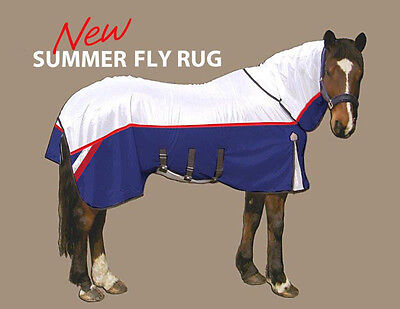 Gee Tac Horse Ultimate Sweetitch  No Join Fly Combo Rug Uv Rated Lined All Sizes