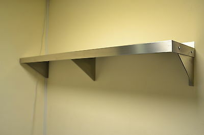 """SUPER SALE NEW SALE PRICE 5' 11"""" 1800mm 1.8m  Stainless Steel Wall Shelf"""
