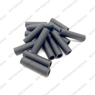 100 British Bullet 4.7mm Sleeve Connectors Car BSA Norton Triumph Bikes Harness