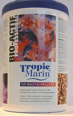 Tropic Marin NP Bacto Pellets 1000ml Bio Nitrate and Phosphate Remover