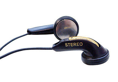 Universal Water Resistant Stereo Headphones A069F Ideal For Sports Gym Use