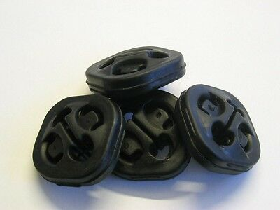 Vw Golf Mk1 Cabriolet Mk2 & Gti Exhaust Rubbers C75