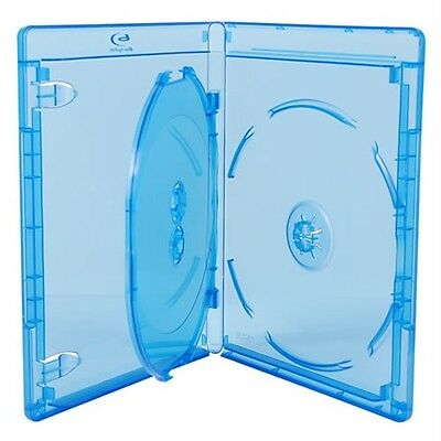 NEW! 2 VIVA ELITE Blu-ray 3-Disc Cases - Holds 3 discs Triple