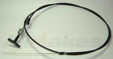 Land Rover Discovery 1 Bonnet Release  Cable From TA