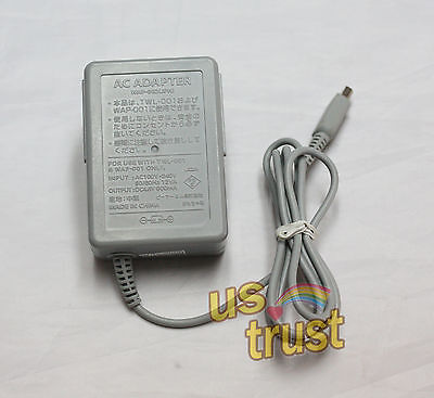 1X Home Wall AC Power Charger Adapter Supply for Nintendo DSi NDSi 3DS XL LL