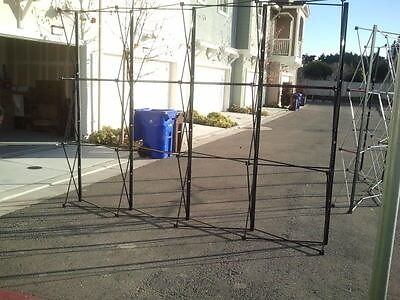 Reduced!!! Brand New - 10FT Pop Up Straight/Flat Trade Show Display Frame