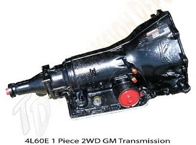 4L60E GM Chevy GMC Performance Transmission 4x4 700HP Stage 2 (1993-1997)