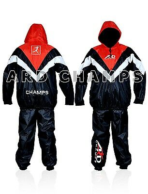 ARD CHAMPS™ Sauna Sweat Track Suit Weight loss Slimming Fitness