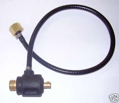 "SMALL (9MM) DINSE ADAPTOR for 3/8"" BSP CABLE"