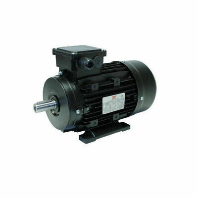 1 3 Hp 1750 Rpm Tefc Single Phase Electric Motor New