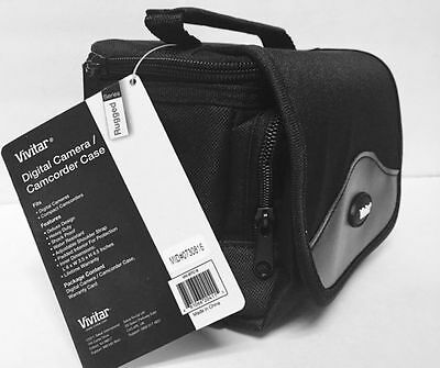 CASE BAG fit CANON POWERSHOT SX120 SX110IS SX110 IS , FITS CAMERA ONLY