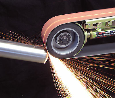 """MultiTool 2""""x 48"""" Belt Grinding Attachment - Use with your Bench Grinder"""