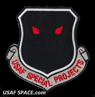 Nro - Usaf Dod Black Ops - Special Projects Division - Patch