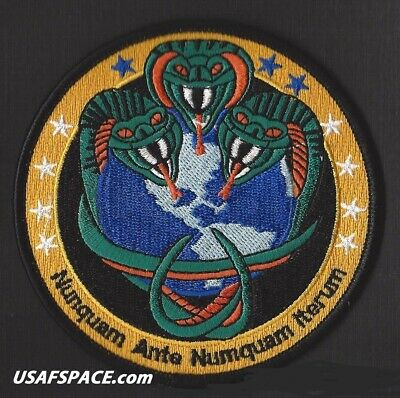 NRO NATIONAL RECONNAISSANCE OFFICE OF SPACE Launch USAF DOD NRO PATCH