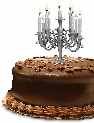 Cake Candelabra Birthday Candle Set By Fred And Friends Great Gift Party Home