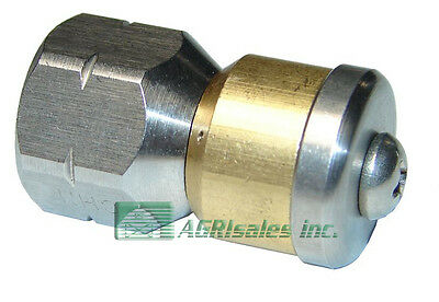 5.5 Rotating Sewer Cleaning Nozzle