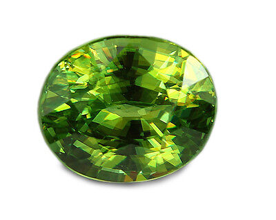 1.23 Carats Natural Sphene Gemstone - Cushion