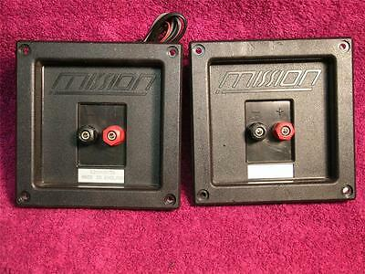 pair Vintage Mission 762 Crossovers Speaker Dividing Networks R762-XOVER-01
