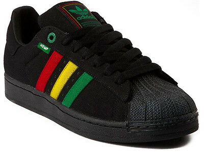 adidas superstar rasta