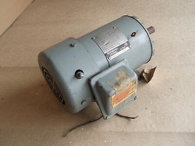 Westinghouse 1 6 hp electric ac motor 625276 316p 627 for Westinghouse ac motor 1 3 hp