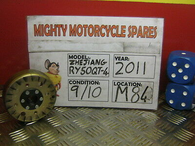 2011 Zhejiang Ry50Qt-4 Fly Wheel Magneto  Only 750 Miles  (M84)