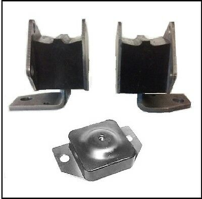 """Floating Power"" Engine & Transmission Mount Set for 1962 Chrysler & Dodge 880"