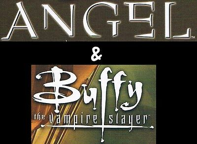 Panini Comics ANGEL 6. Staffel und BUFFY 8-9. Staffel Chroniken, Tales -AUSWAHL-