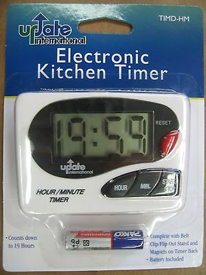 Digital Kitchen Hour  Minute Timer NEW!